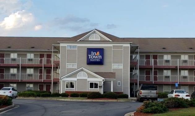 InTown Suites Extended Stay Macon GA