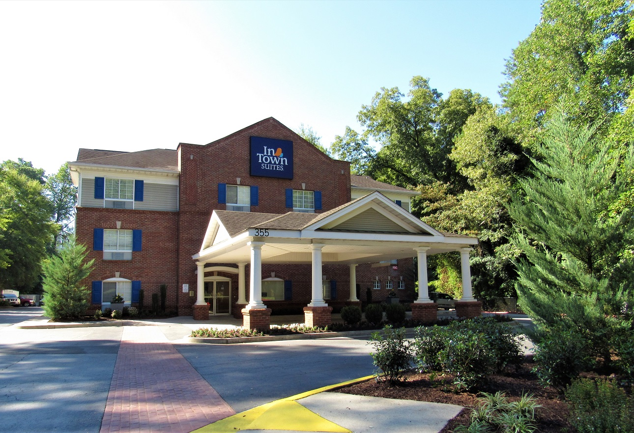 InTown Suites Extended Stay Atlanta GA - Sandy Springs