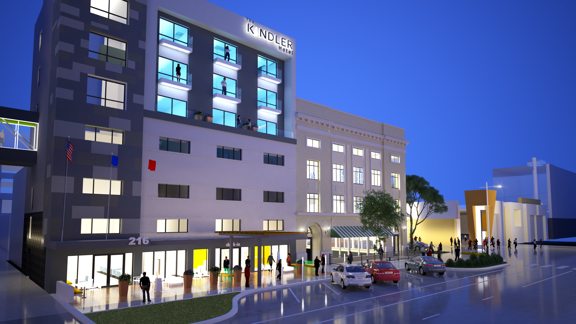 The Kindler Hotel