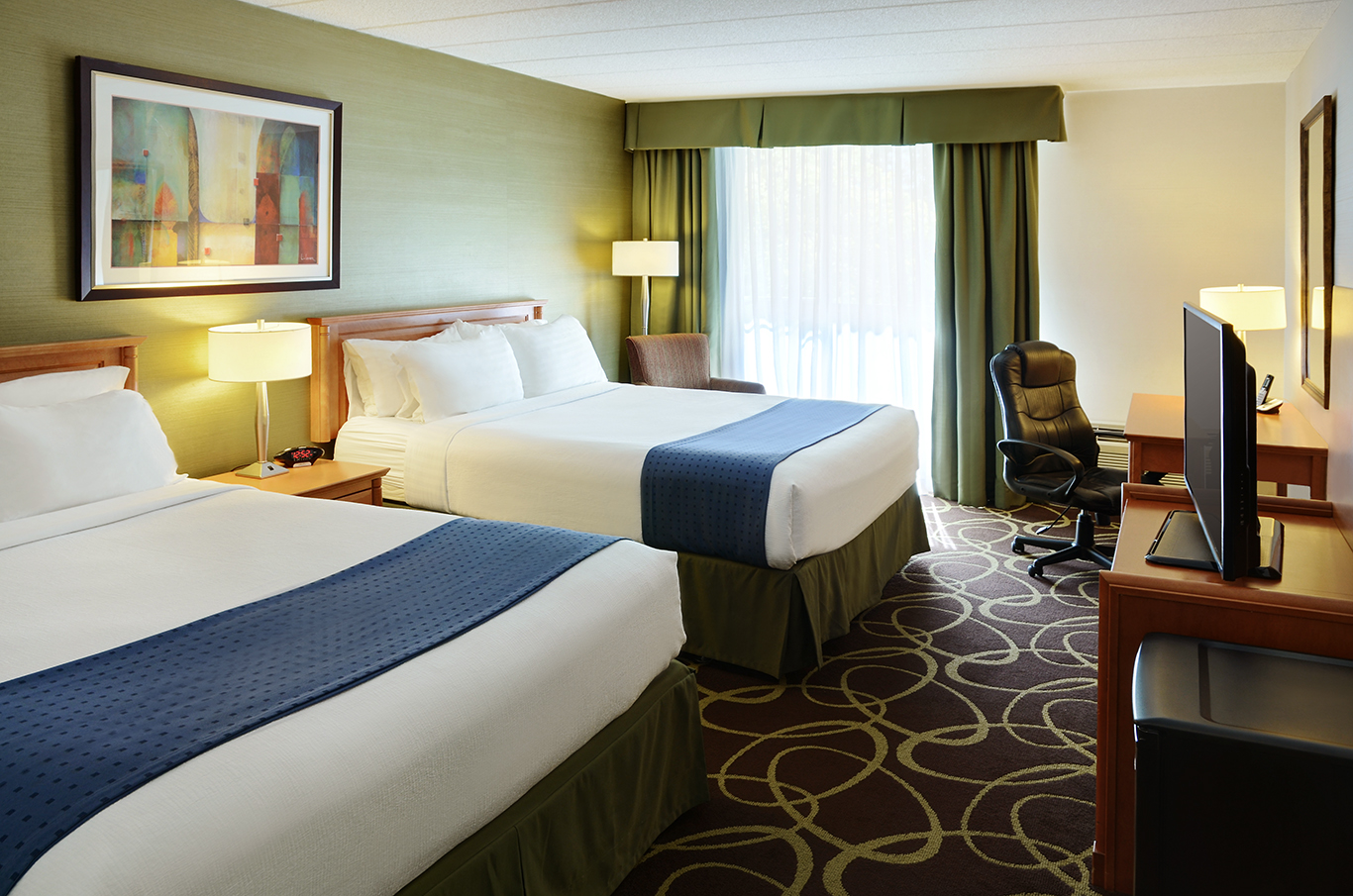 Sunbridge Sarnia Hotel and Conference Center (formerly the Holiday Inn Sarnia/Point Edward)