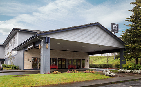 Red Lion Inn & Suites Auburn Seattle